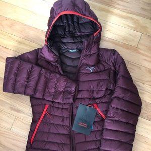 New with tags Arc'teryx Cerium LT Down jacket